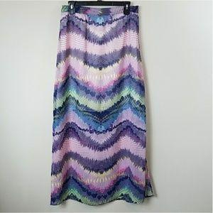 🔆Olive & Oak Maxi Skirt